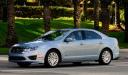 Ford Fusion Hybrid - Sam VarnHagen/Ford Motor Co