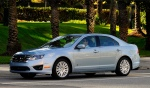Ford Fusion Hybrid - Sam VarnHagen/Ford Motor Co