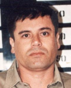 Drug Kingpin Joaquin Guzman