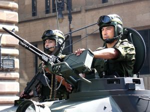 mexican-army