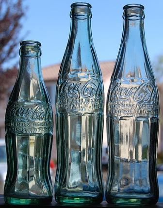coca-cola-bottles