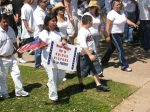 Adcocates rally for immigrant rights in Dallas