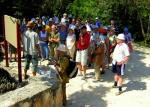 Tourists still heading to Tulum and other destinations in Mexico