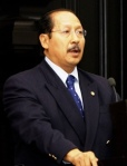 Leonel Godoy, photo by Senado de la República de México