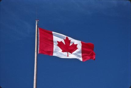canada flag I.A.M. photo