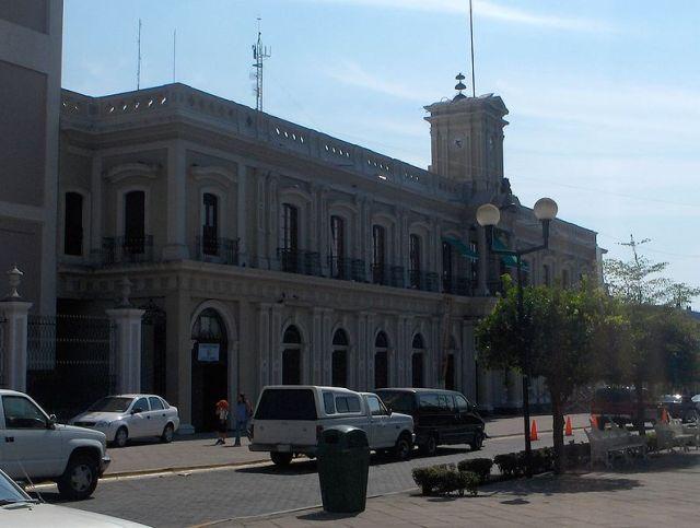 Colima Palacio de govierno