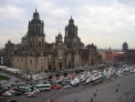 Mexico CIty Cathedral Photo by Flickr user worldsurfer