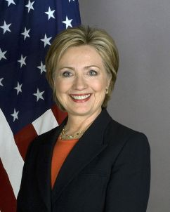 Hillary Clinton State