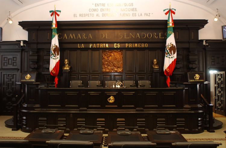 Mexico Real Estate Bank Trust - Constitutional Change