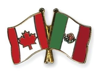 canada mexico
