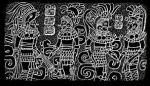 maya figurines
