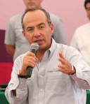 President Calderon
