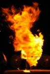 fire by Flikr user Loving Earth