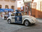 Mexican Police Car photo by flickr user olivier.brisson