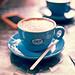 Coffee by Flikr user samrevel