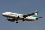 Mexicana Plane