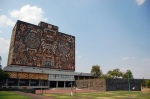 UNAM Biblioteca photo by Omar Omar