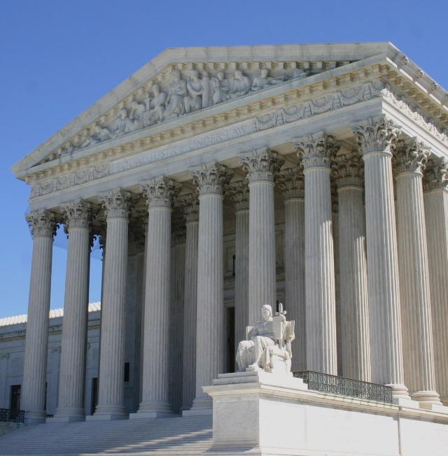 Supreme Court US by Flikr user dbking