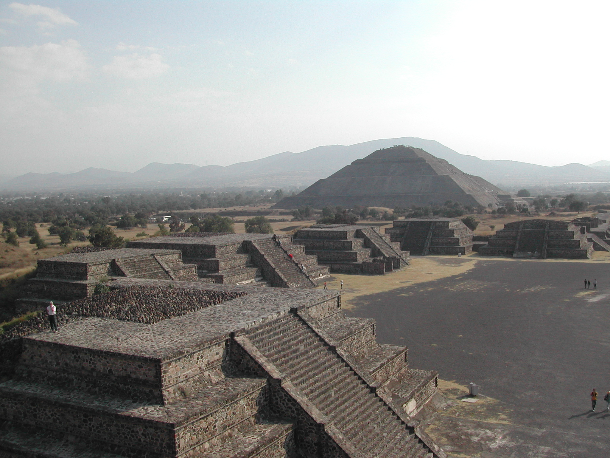 Teotihuacan by Flikr user Laura Rush