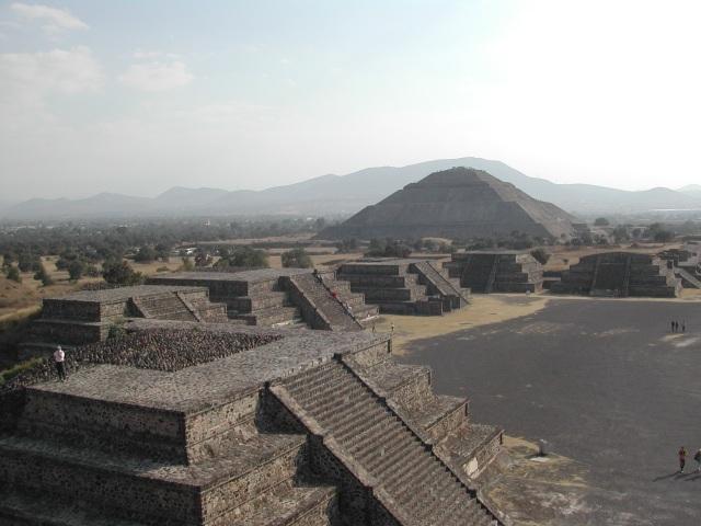 Teotihuacan by Flikr user Laura Rush