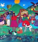 folk art - community