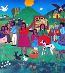 folk art - community