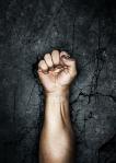 hands - fist