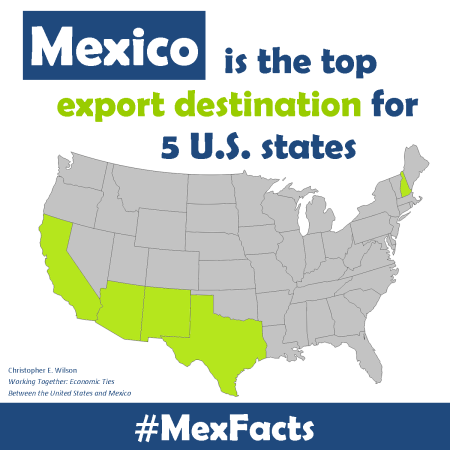MexFact - 5 State Exporter
