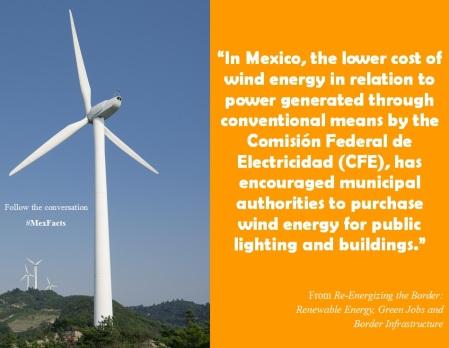 MexFact - Wind energy