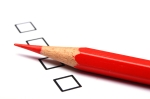 survey opinion checklist