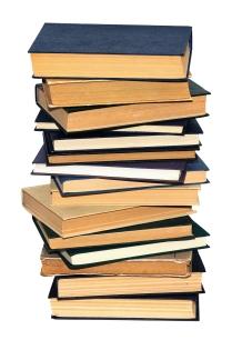 education - pile of books