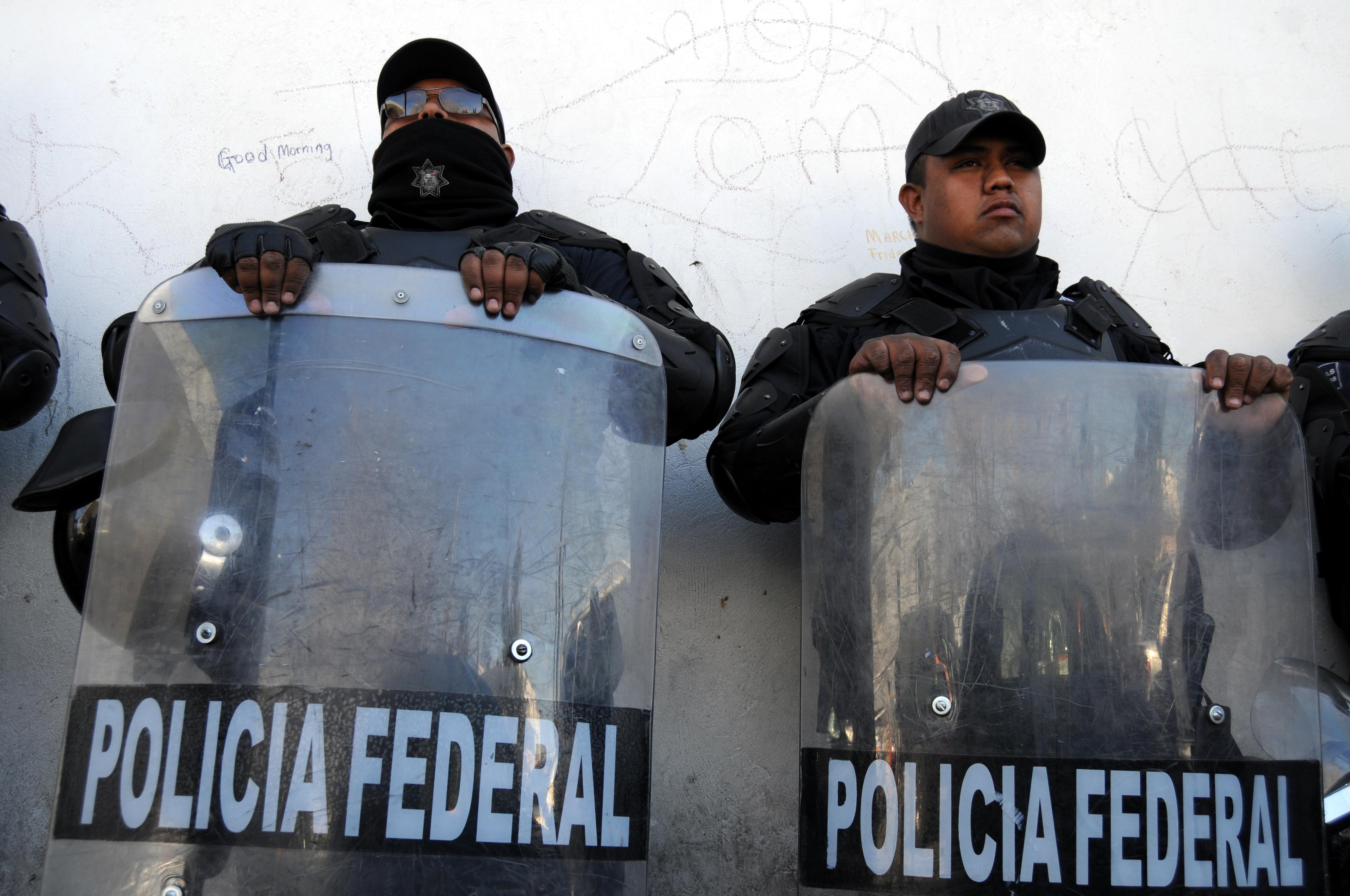 mexico law enforcement