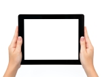 blank tablet