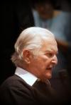 Photo of Carlos Fuentes by Abderrahman Bouirabdane (Flickr)