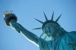 Statue of Liberty Horiz