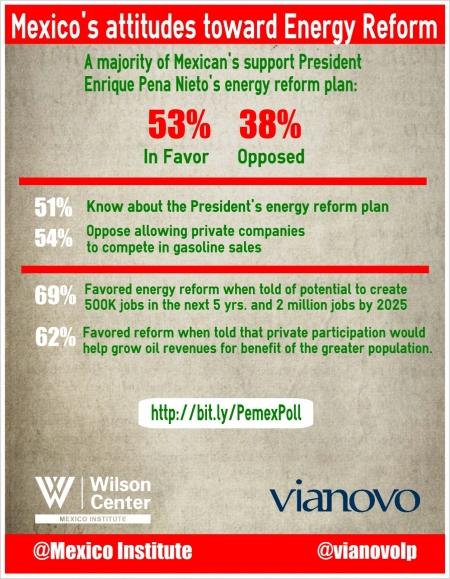 Vianovo Poll on Energy in Mexico