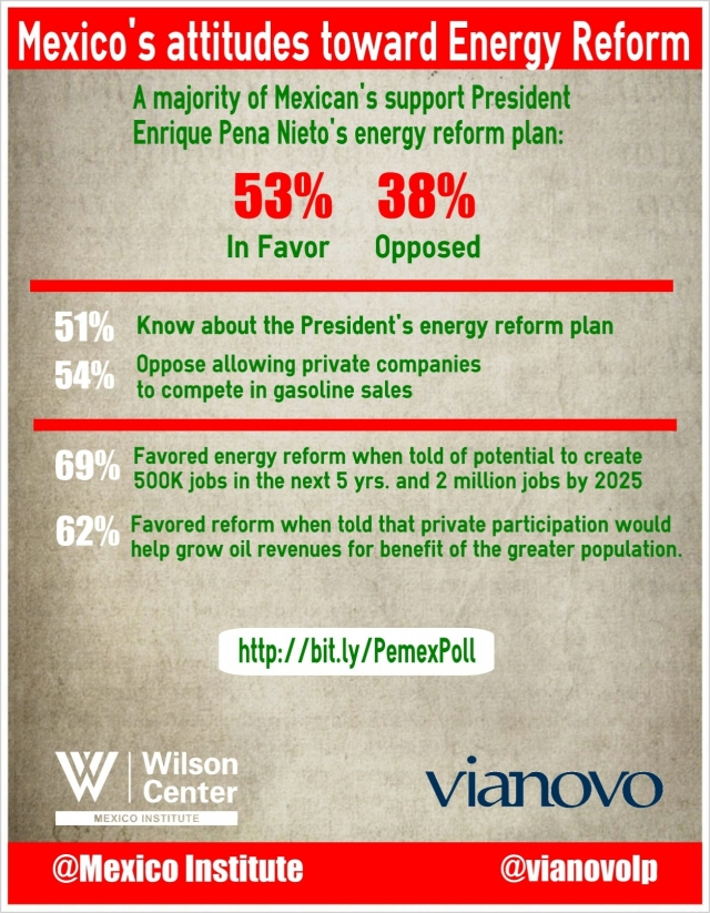 Vianovo Poll on Energy in Mexico