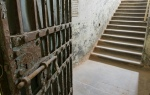 prison - open door