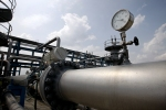 gas pipeline and gauge