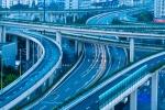 Road - highway interchange