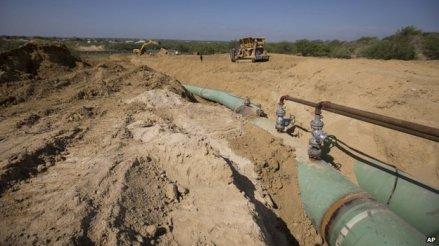 illegal oil taps