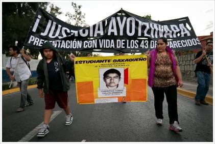 Oaxaca por Ayotzinapa