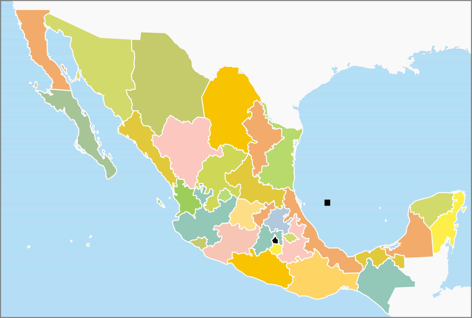 mexico-states