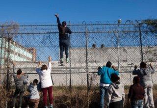 MEXICO-CRIME-PRISON-RIOT