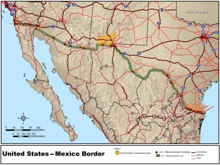 Us-mexico-border