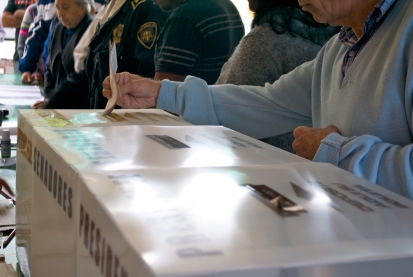 cast vote mexico