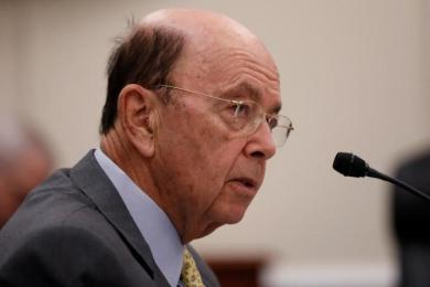 U.S. Commerce Secretary Ross testifies before a House Appropriations Subcommittee about the newly released 2018 budget on Capitol Hill