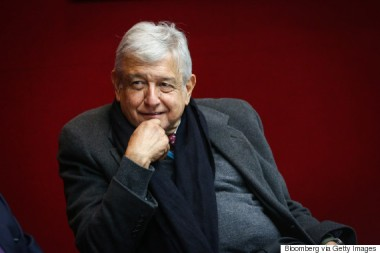 Mexican Presidential Candidate Andres Manuel Lopez Obrador Interview