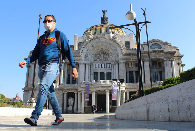 Mexico's Coronavirus struggle worsened by fear of hospitals